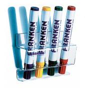 Tafelschreiberhalter magnetisch für 4 Whiteboardmarker