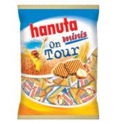 Hanuta Minis einzeln verpackt Beutel 200g