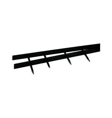 Bindestrips SureBind 1132850 schwarz 10-Kämme-Stripbindung 10 Kämme auf A4 250 Blatt 25mm 100 Stück