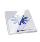 Umschlagfolien HiClear 41606E A4 PVC 0,25 mm transparent glänzend 50 Stück