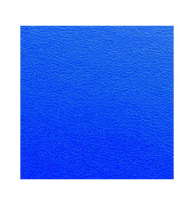 Umschlagkarton Regency CE030020 A4 Karton 325 g/m² blau Lederstruktur 100 Stück