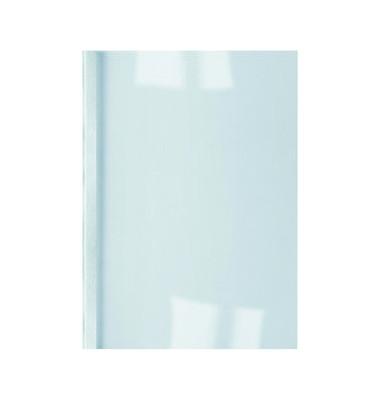 Thermobindemappe ThermaBind A5 weiß 3mm 240g 30 Blatt 100 Stück