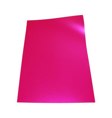 Umschlagmaterial PolyOpaque A4 dunkelrot 0,3mm 100 Stück