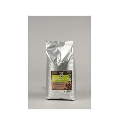 Bio Espresso ganze Bohnen 1kg