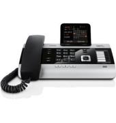Telefon DX600A ISDN 3 Anrufbe. schwarz Synch.Outl. 55Min AB