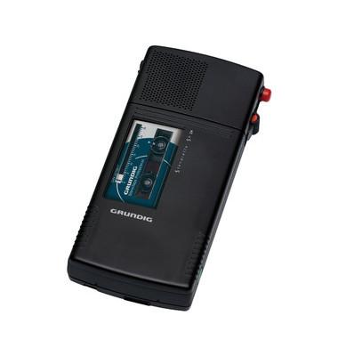 Diktiergerät Stenorette Sh 24 analog schwarz