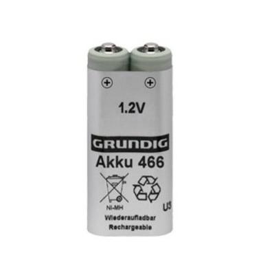 Akkupack 466 für Digta 420 2 Stück