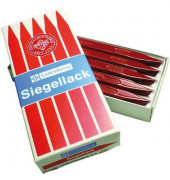 Siegellack Urkundenlack rot 10 St