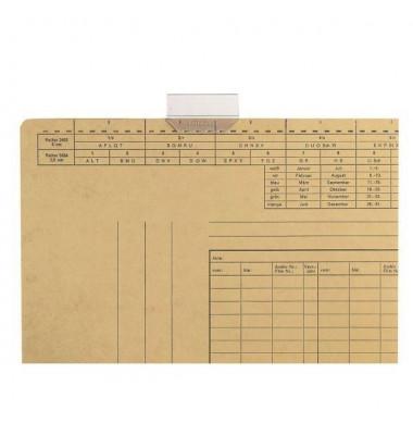 Vollsichtreiter 2455/2455-00-00 50mm farblos Inh.50