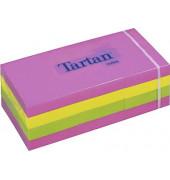 Haftnotizen Tartan 5138N 38x51 mm neon Inh.12
