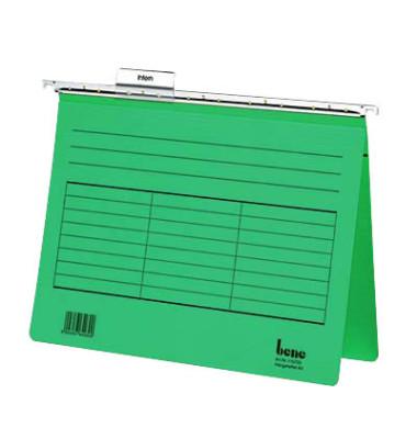 Hängehefter Vetro Mobil/116705GN für DIN A4 grün Karton 230g/qm 5 Stück