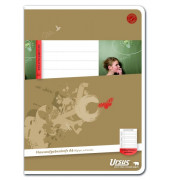 Hausaufgabenheft Basic A6 24 Blatt
