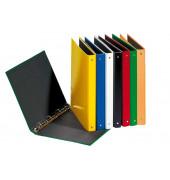 Ringbuch Basic Colours A5 farbig sortiert 4-Ring Ø 25mm