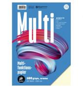 7xPlus Colors creme A4 160g Kopierpapier 25 Blatt
