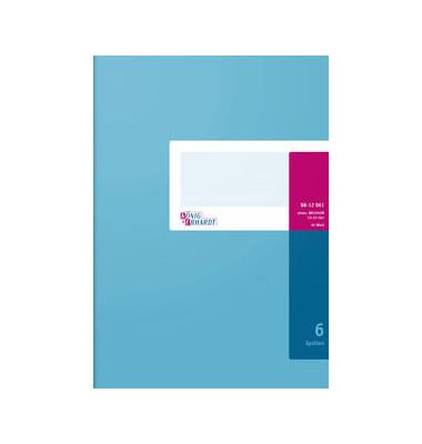 Spaltenbuch A4 6 Spalten 40BL