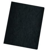 Schnellhefter Colorspan A4 intensiv schwarz 355g Karton kaufmännische Heftung / Amtsheftung