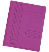 Schnellhefter 11287 A4 intensiv pink 240g Karton kaufmännische Heftung / Amtsheftung