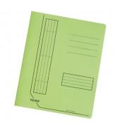 Schnellhefter 11287 A4 intensiv hellgrün 240g Karton kaufmännische Heftung / Amtsheftung