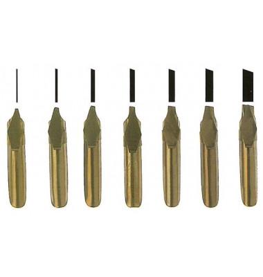Bandzugfeder 1,0 mm braun