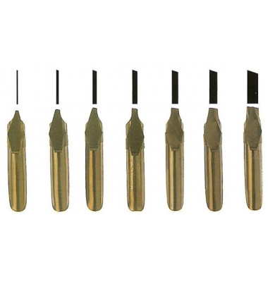 Bandzugfeder 1,5 mm braun