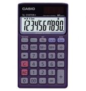 Taschenrechner SL-310TER+ Solar-/Batterie LCD-Display schwarz 1-zeilig 10-stellig