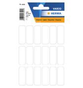 Etiketten 3650 12 x 34 mm weiß 126 Stück VARIO
