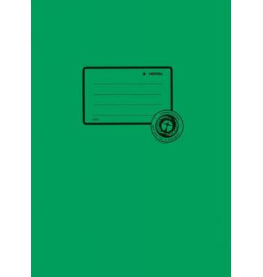 Heftschoner 5535 A4 Papier dunkelgrün