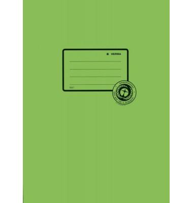 Heftschoner 5538 A4 Papier grasgrün