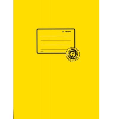 Heftschoner 5521 A4 Papier gelb