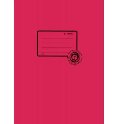 Heftschoner 5532 A4 Papier dunkelrot