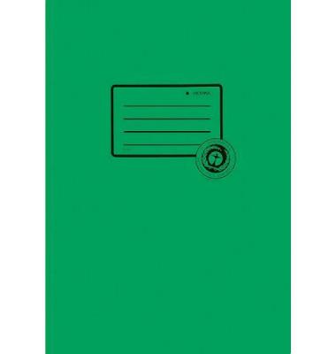 Heftschoner 5505 A5 Papier dunkelgrün