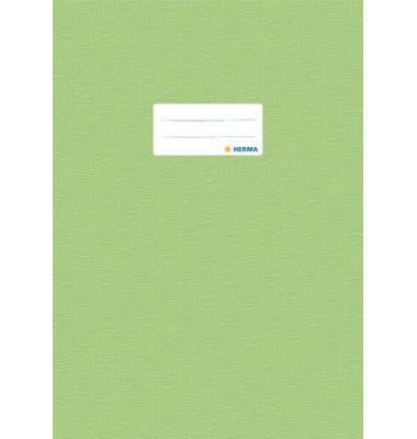 Heftschoner 7455 A4 Folie gedeckt hellgrün