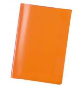 Heftschoner 7494 A4 Folie transparent orange