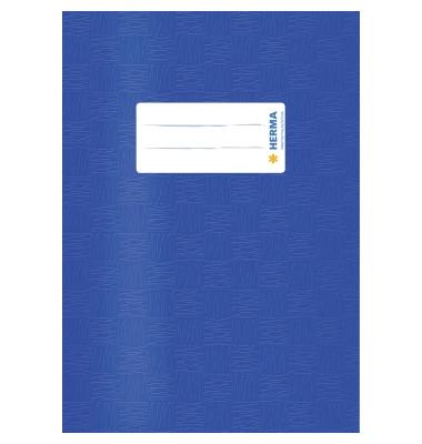 Heftschoner 7423 A5 Folie gedeckt dunkelblau