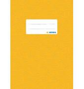 Heftschoner 7421 A5 Folie gedeckt gelb