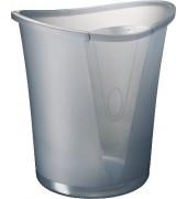Papierkorb Allura 18 Liter quarzgrau