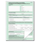 Arbeitsvertrag SD für Mini Jobs