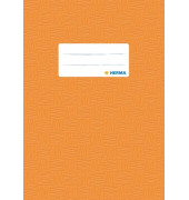Heftschoner 7424 A5 Folie gedeckt orange