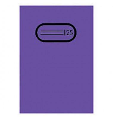 Heftschoner 7496 A4 Folie transparent violett