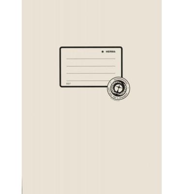 Heftschoner 5528 A4 Papier hellgrau