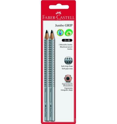 Bleistift Jumbo Grip B