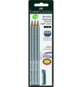 Bleistift Grip 2001 B+Radierer