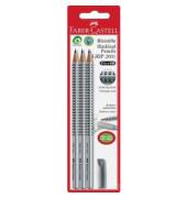 Bleistift Grip 2001 HB+1Rad.