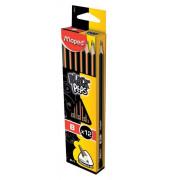Bleistift B Black Peps