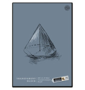 Transparentpapierblock 80g A4 25 Blatt