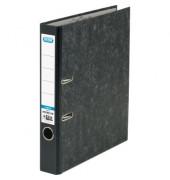 Smart Original 10425 Wolkenmarmor schwarz Ordner A4 50mm schmal