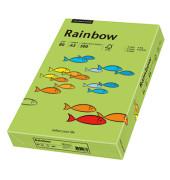 Coloured Paper grün A3 80g Kopierpapier 500 Blatt