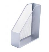 Stehsammler KF00845 87x250x295mm A4 Metall silber