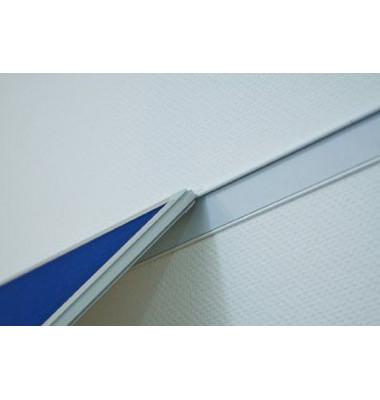 Magnetleiste 150x6cm silber PRO selbstklebend