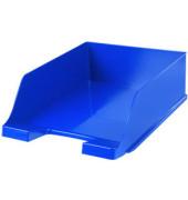 Briefablage 1047 Klassik XXL A4 / C4 blau stapelbar